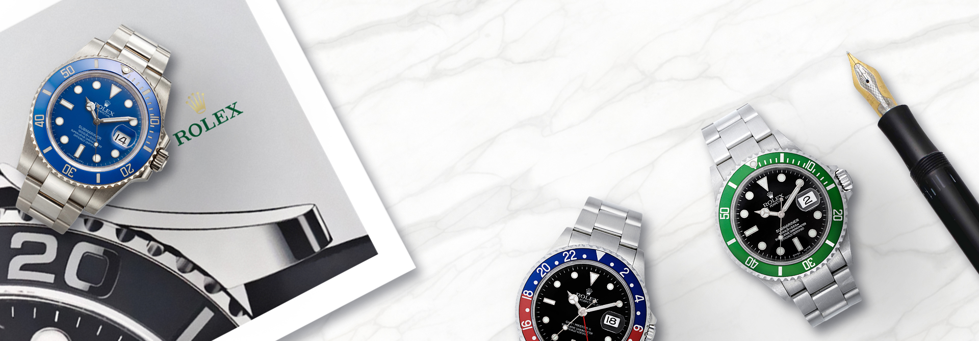 TRUSTED <span>ROLEX</span> BUYERS